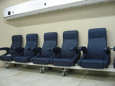 AFTER MODERNIZATION: BREATHING SYSTEM & SEATING