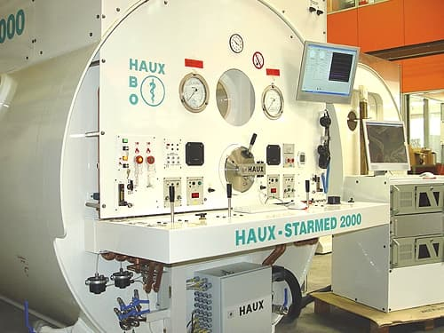 HAUX-STARMED_2000_cylindrical_omega_HBO_chamber